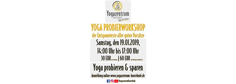 yoga buxtehude probierworkshop für anfänger