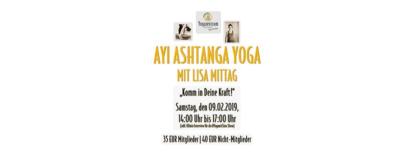 ashtanga yoga buxtehude