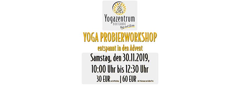 yoga anfänger buxtehude yogazentrum